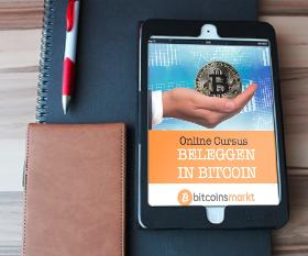 Gratis cursus beleggen in bitcoin